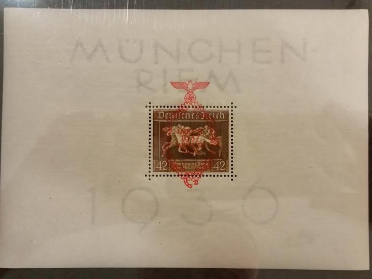Munchen Riem, č. Bl. 10, 1936